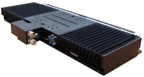 Linearachsen / integrierter Linearmotor